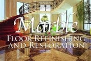 Marble Floor Refinishing and Restoration