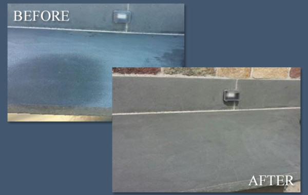 Countertop Stain Removal