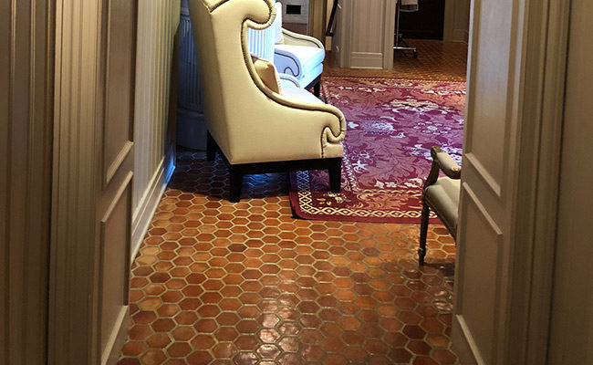 Clay Tile Cleaning Chester, NY