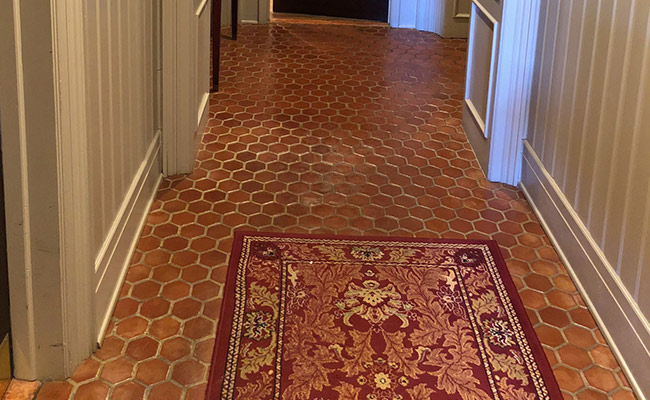 Chester, NY Clay Tile Cleaning